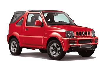 Suzuki Jimny Jeep