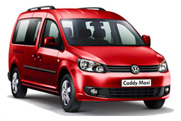 VW Caddy MPV